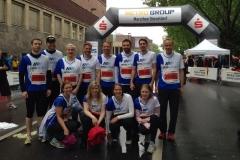 Metro Marathon 2014